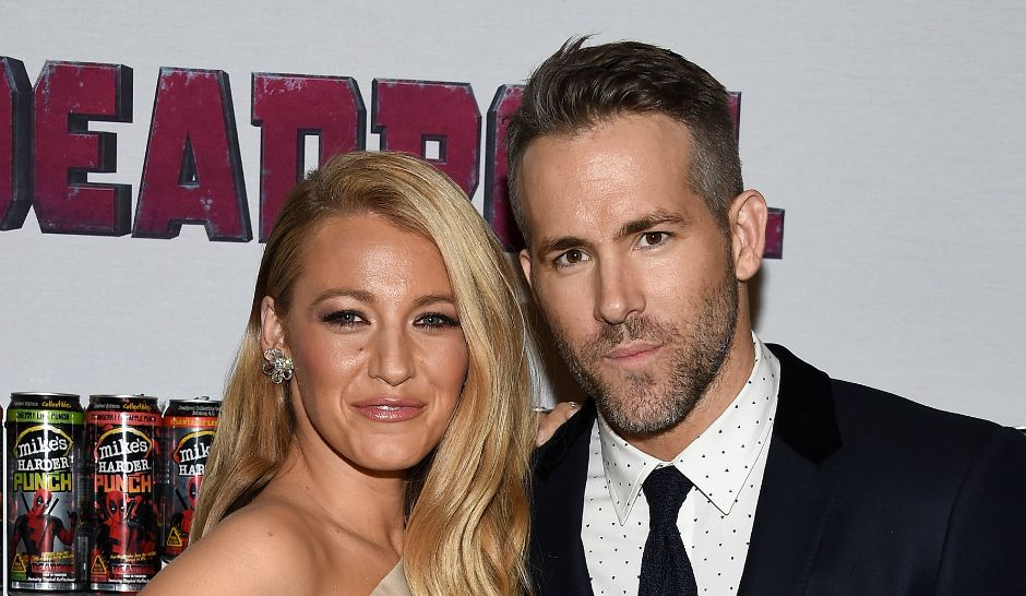 Blake Lively And Ryan Reynolds Survive Stabs From Ex Wife Blake Lively And Ryan Reynolds Survive Stabs From Ex Wife Blakelively