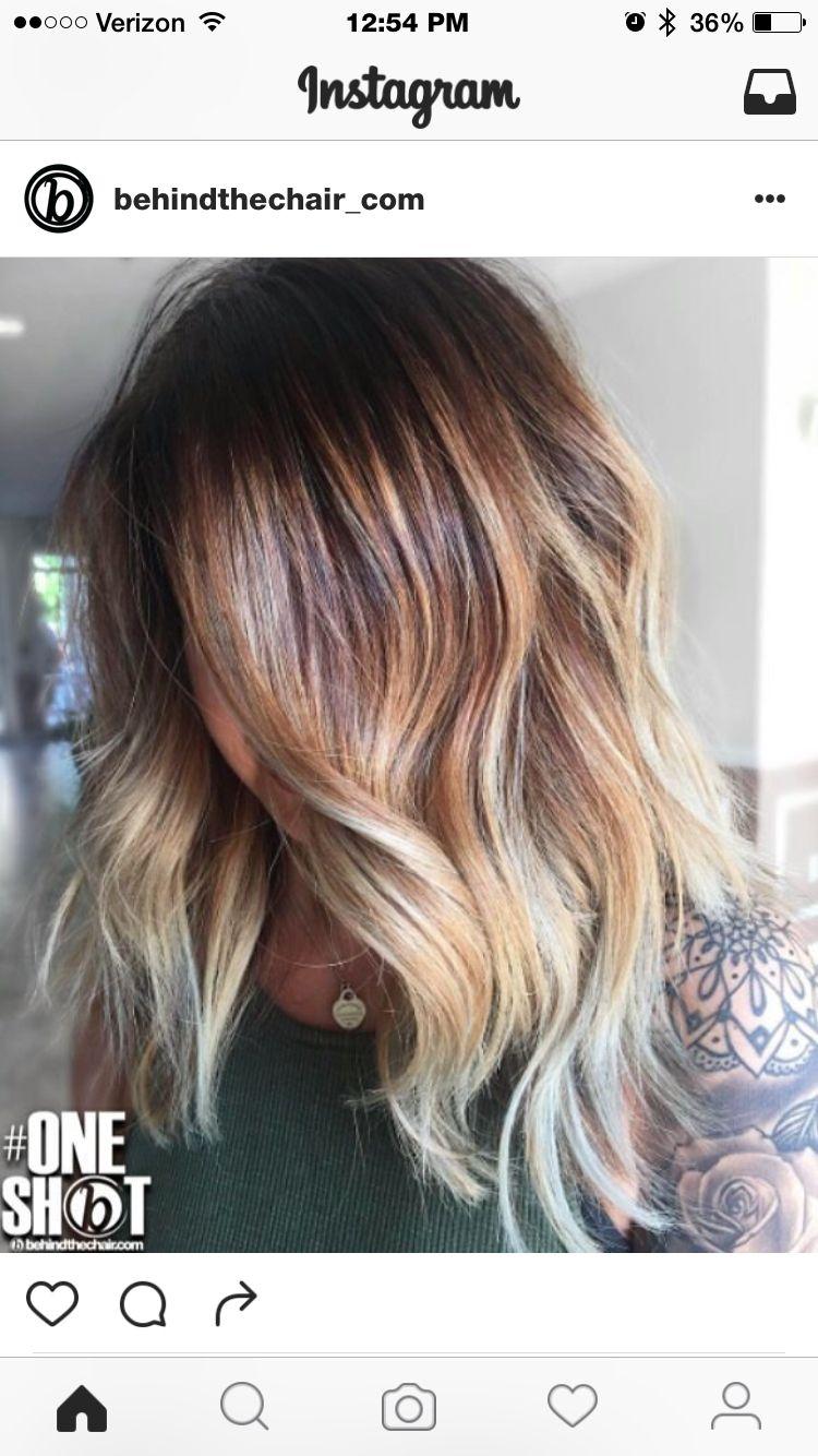 Next haircut! Hair hashtags, Hair lengths, Hair care