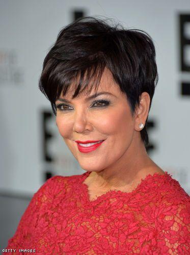 Bottega Veneta On Jenner Hair Short Hair Styles Kris Jenner Hair