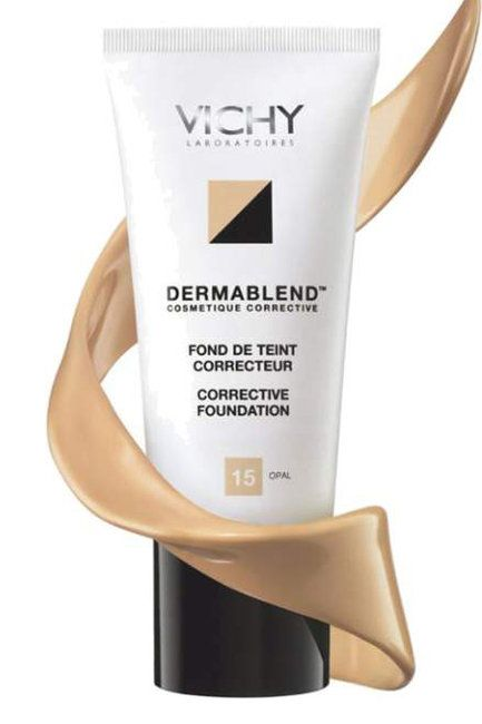 Vichy Dermablend Corrective Foundation Dermablend Skin Imperfection Vichy