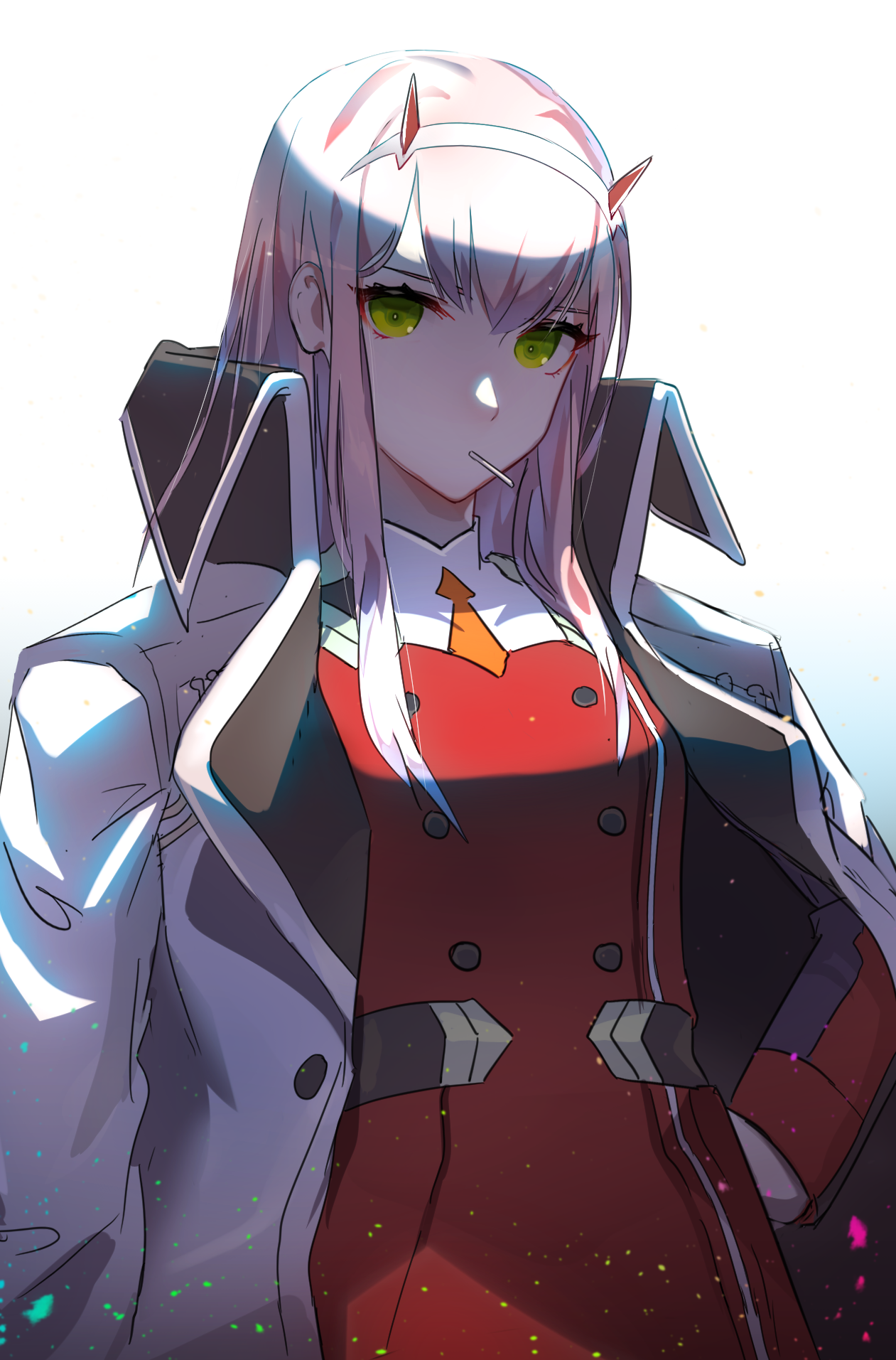 Darling in the franxx - 002 // Zero Two