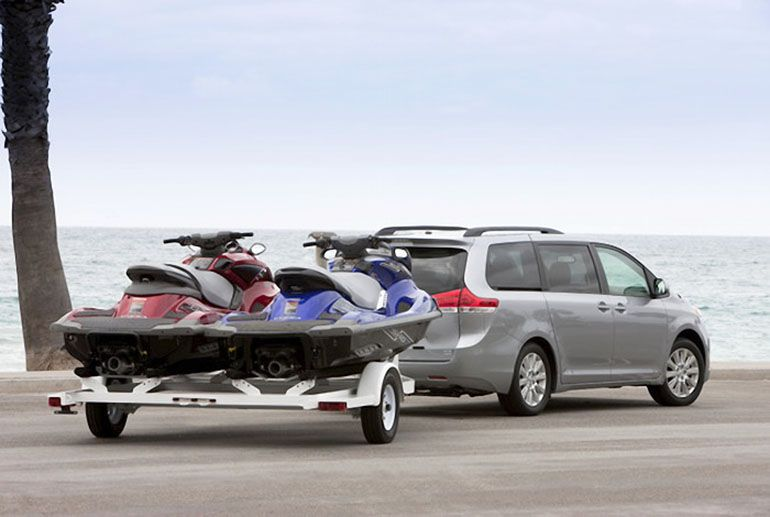 Amazing Toyota Sienna Towing Capacity In Pounds Pic