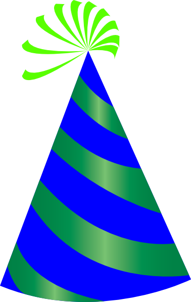 Birthday Hat Vector Clip Art Library Birthday Party Hats Free Birthday Stuff Party Hats