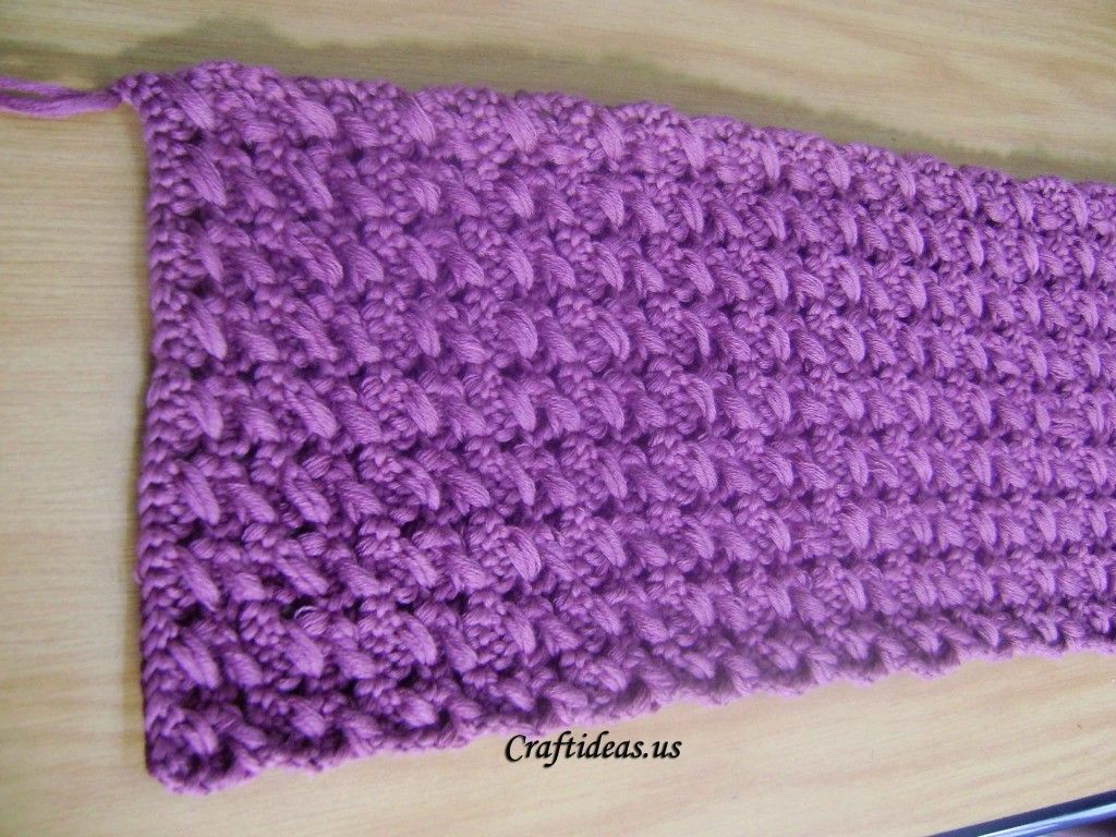 crochet beauty acable scarf for ladies   make handmade, crochet ...