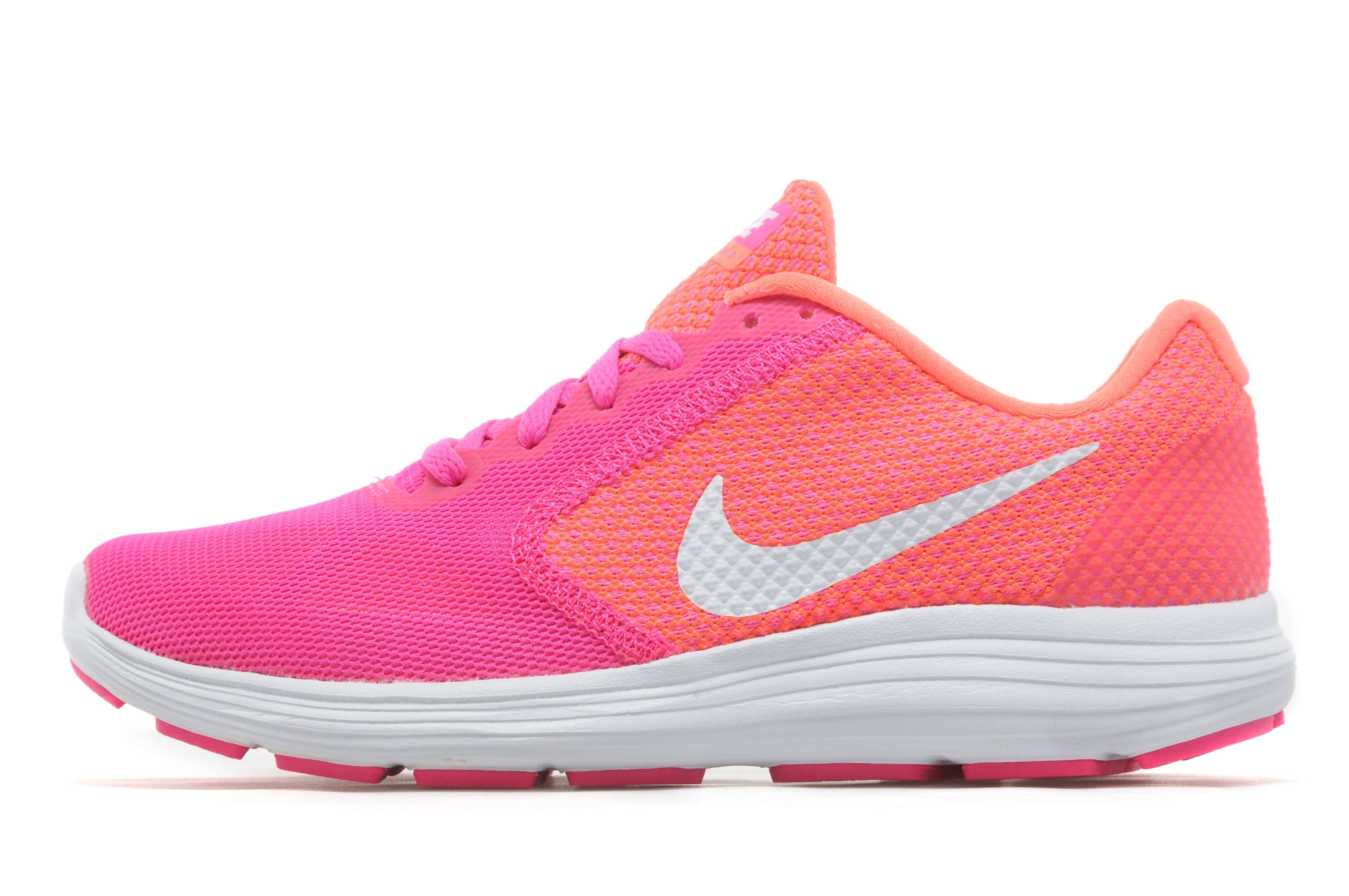 Nike Revolution Women's JD Sports Nike, Women, Pink nikes