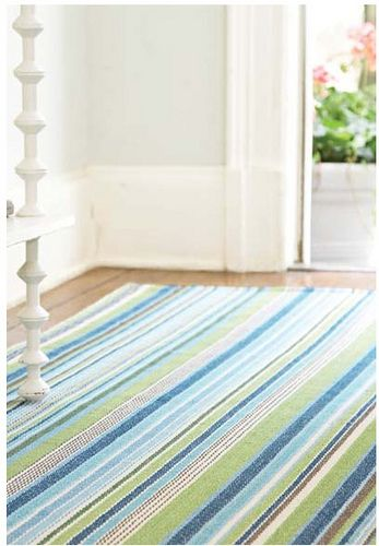 I Have This Rug In Our Room Striped Beach Colors