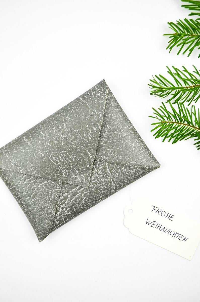 DIY Weihnachtliche Geschenkverpackung für Mode-Fans / DIY Christmas gift wrapping for Fashion fans