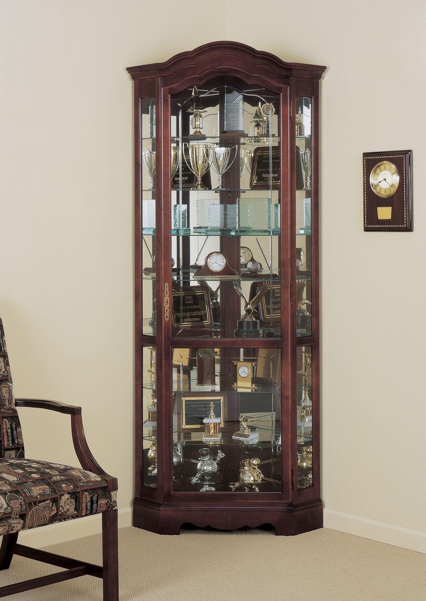 Double Glass Door Curio Cabinet Httpbetdaffaires