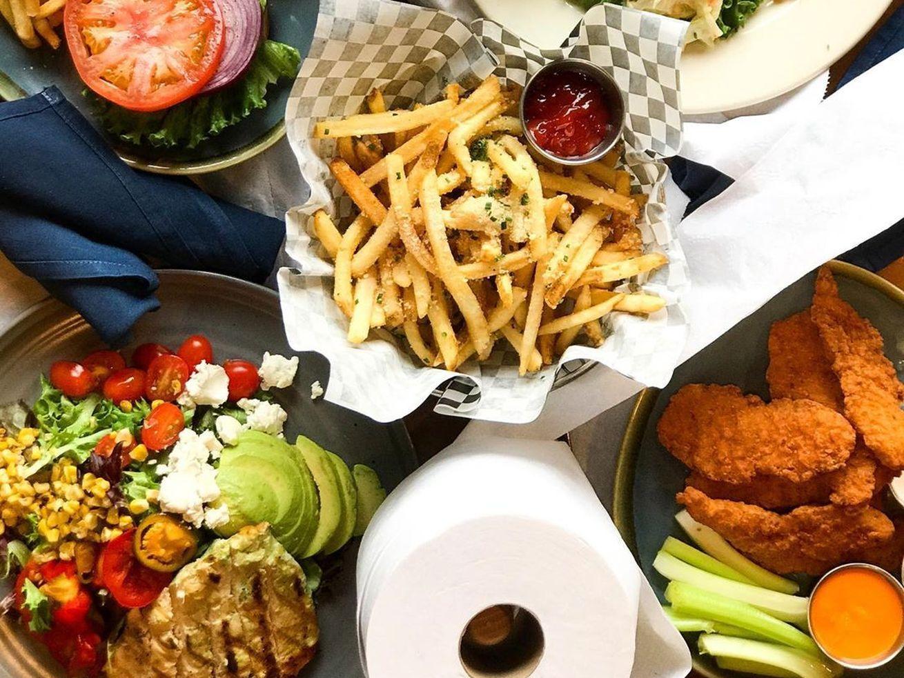12 Excellent Beacon Hill Restaurants That Deliver Pasta Dishes Dinner Menu Soup Salad