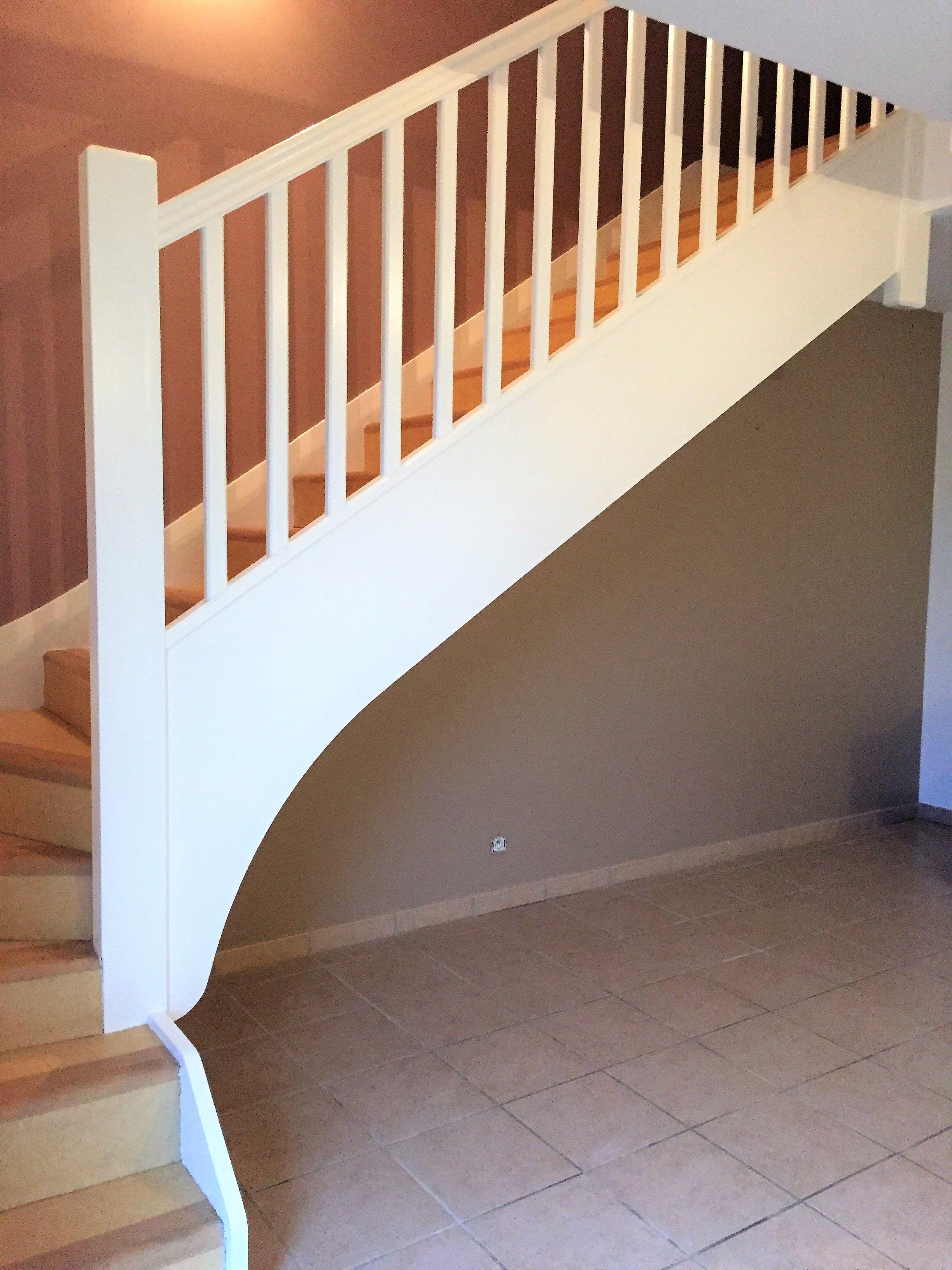 Escalier Bois Couleur