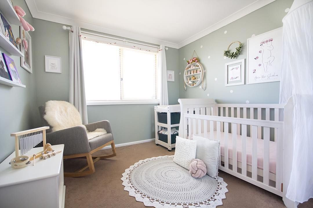 Danielle Sheehan Has Created The Most Perfect Nursery For Her