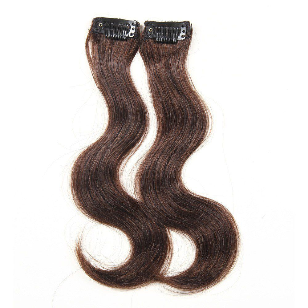 Body Wave Remy Human Hair Clip In Extensions Full Head Thick Long