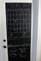Five great uses for chalkboard paint.
