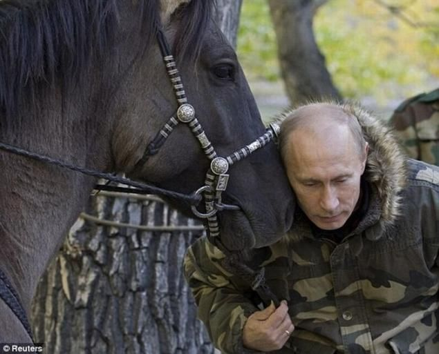 42 Pictures That Prove Just How Much Badass Vladimir Putin Really Is The Awesome Daily