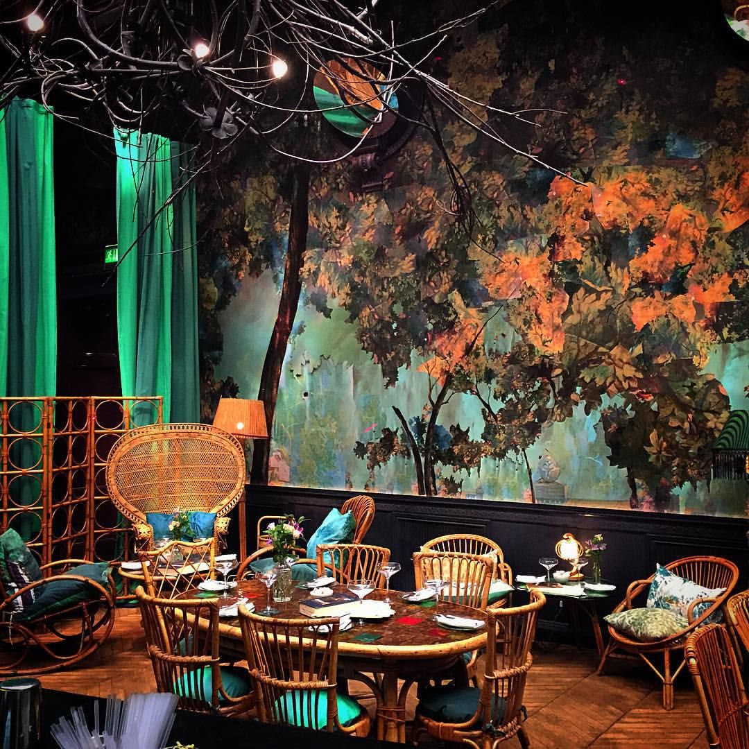 Dreaming Of A Glade Glade Sketchlondon Enchanted Forest