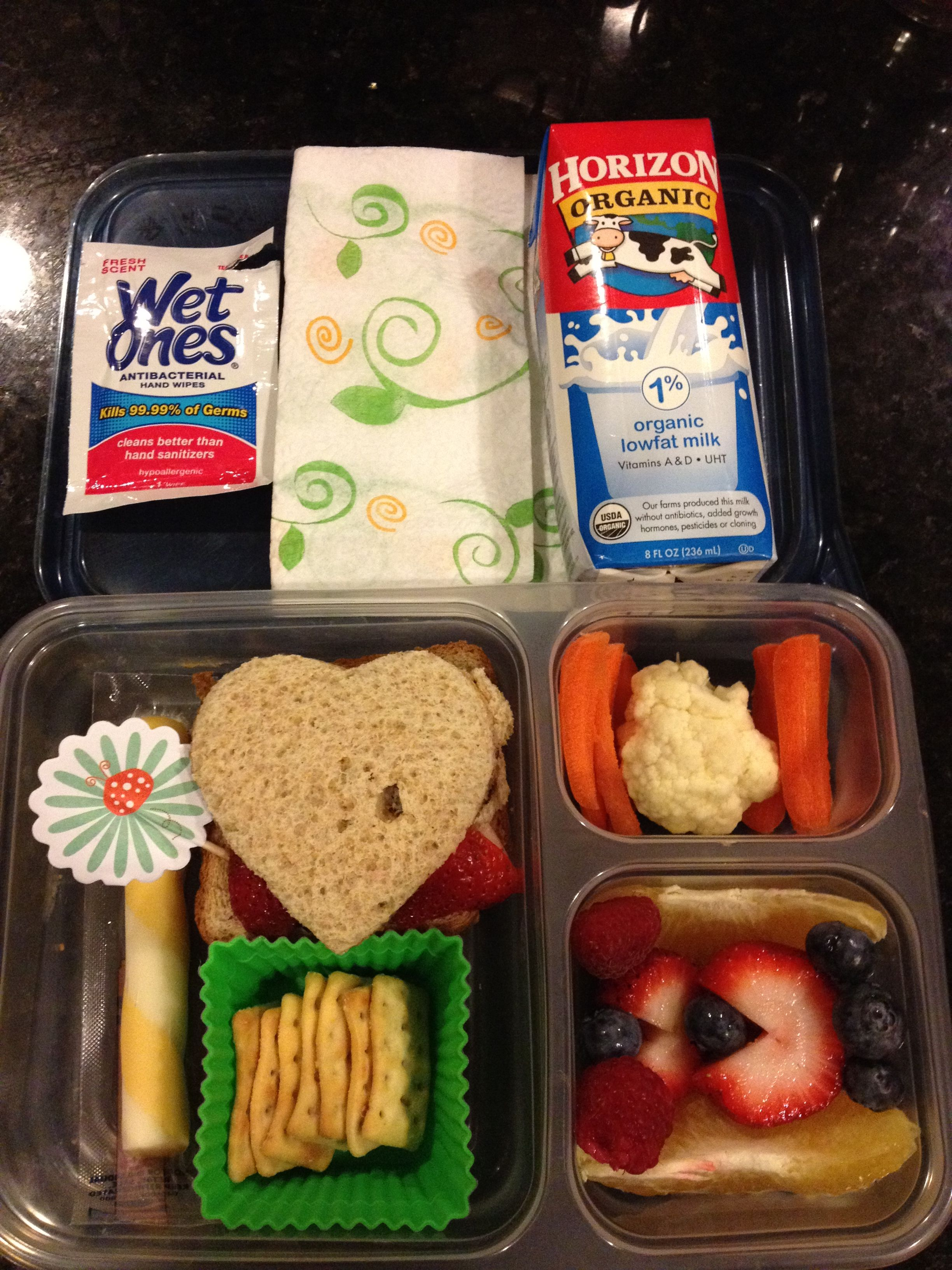 Lunchbox Ideas 3 Organic Cleaning Products Food Lunch Box