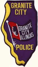 Granite City Police Department Granite City Police Patches Patches