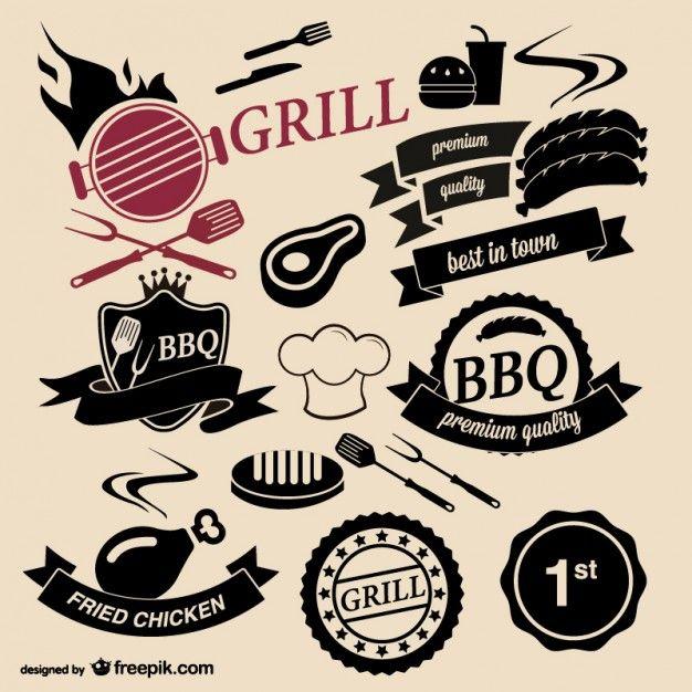 Logos casa churrasqueira | House logos, Logos and Graphics