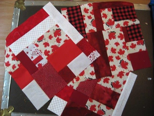 You heard it here, Canada is launching a BIG QUILT BEE in ... : quilting canada - Adamdwight.com