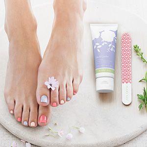Valmistele jalkasi kesää varten! www.jutta.huovinen.marykay.fi