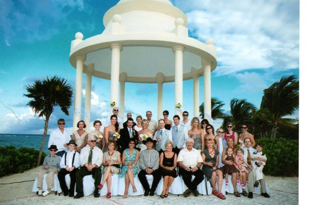 Real Weddings Grand Palladium Riviera Maya Google Search