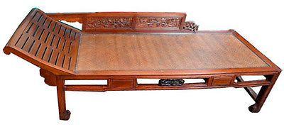 Liege massivholz Bett tagesbett Opiumbett Hochzeitsschrank chinesische Moebel