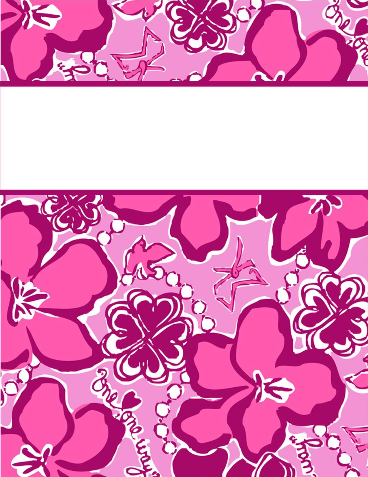Cute Book Cover Background ~ My cute binder covers school and printable