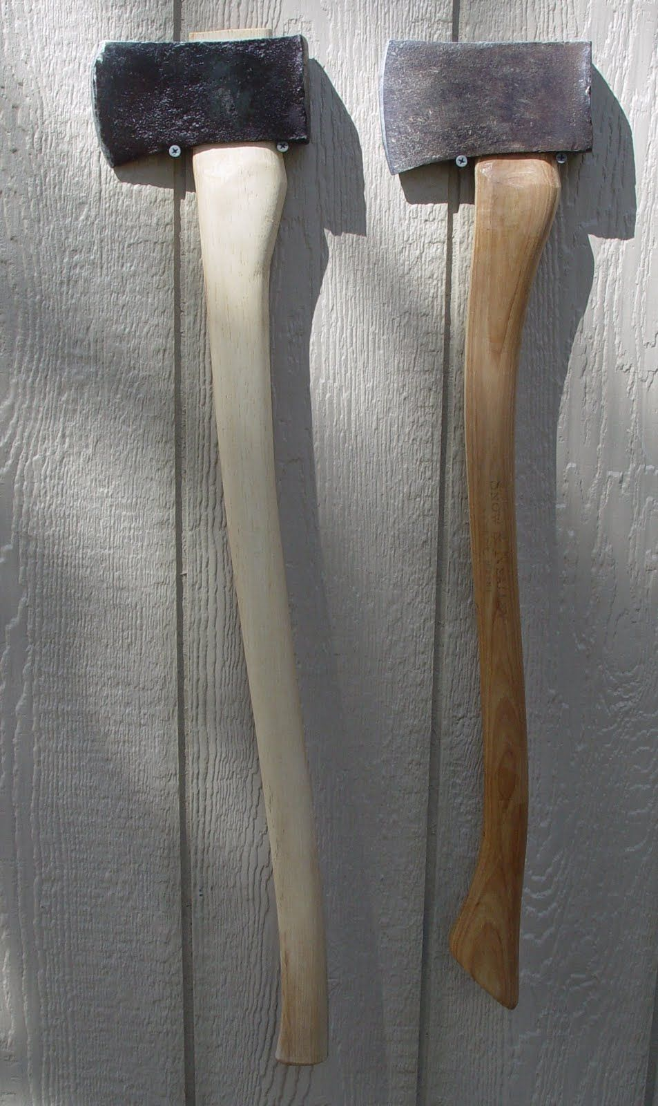 Snow & Nealley Axes
