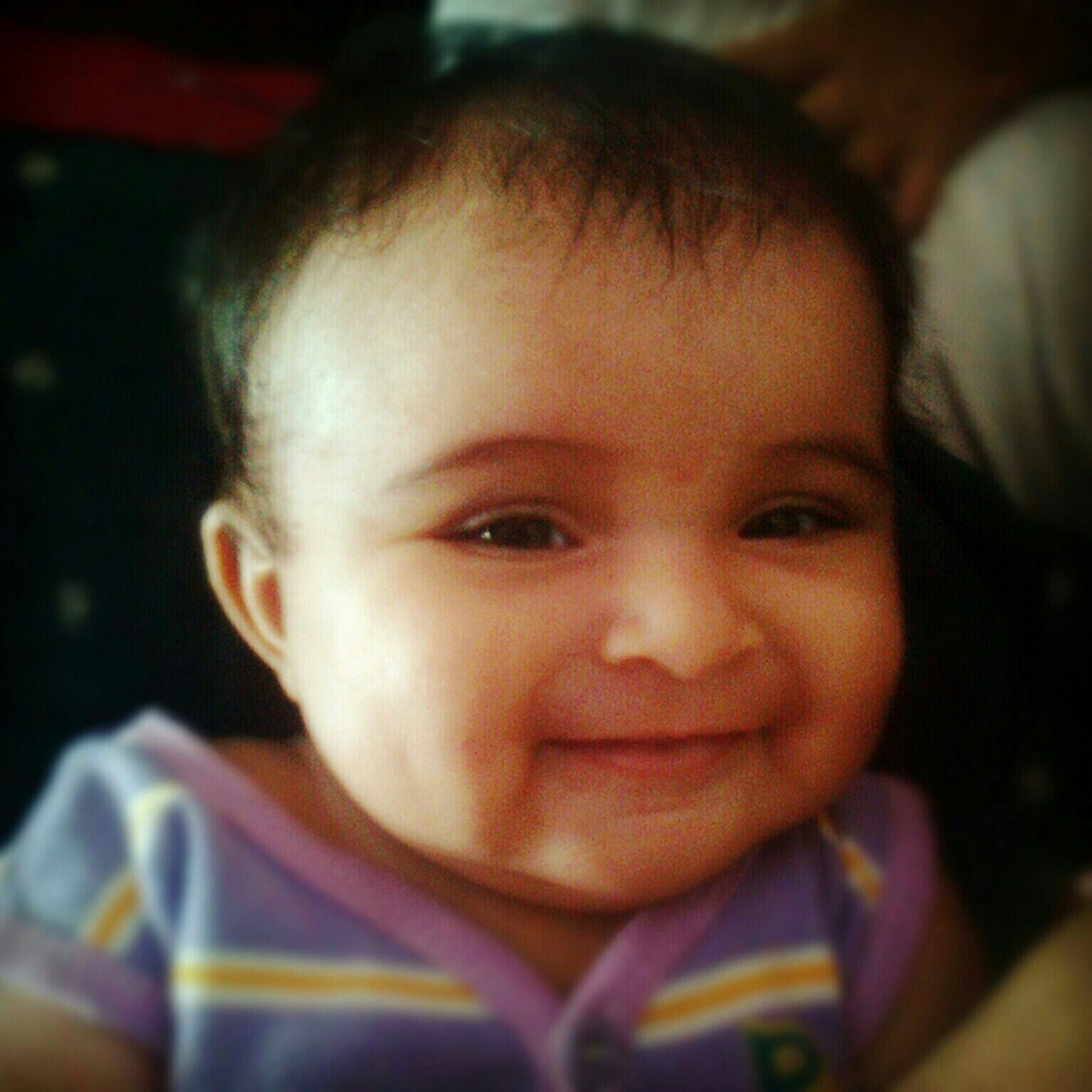 Cute Smile...Small #Baby