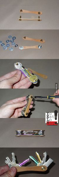 How not to lose your keys