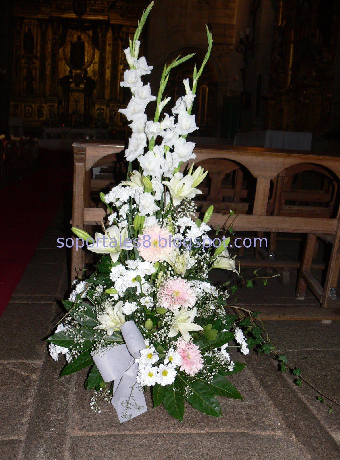Resultado De Imagen De Arreglos Florales Con Gladiolos Para