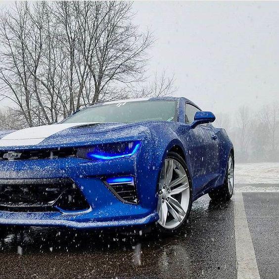 Chevrolet Camaro, Camaro
