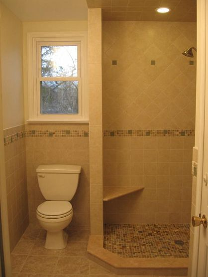 New Bathroom In A Basement