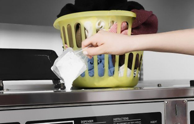 DIY detergente de lavandería