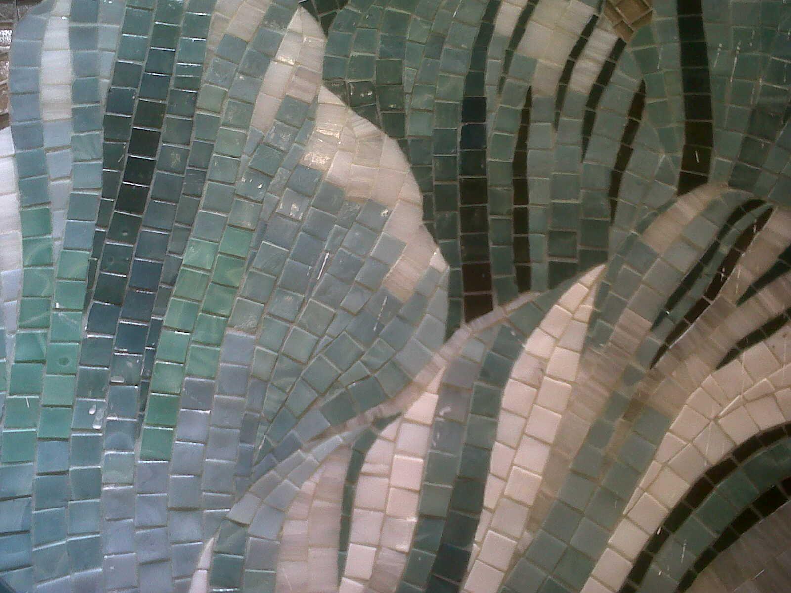 Mosaics Aren t Just For Floors Creative Glass Tile Backsplash
