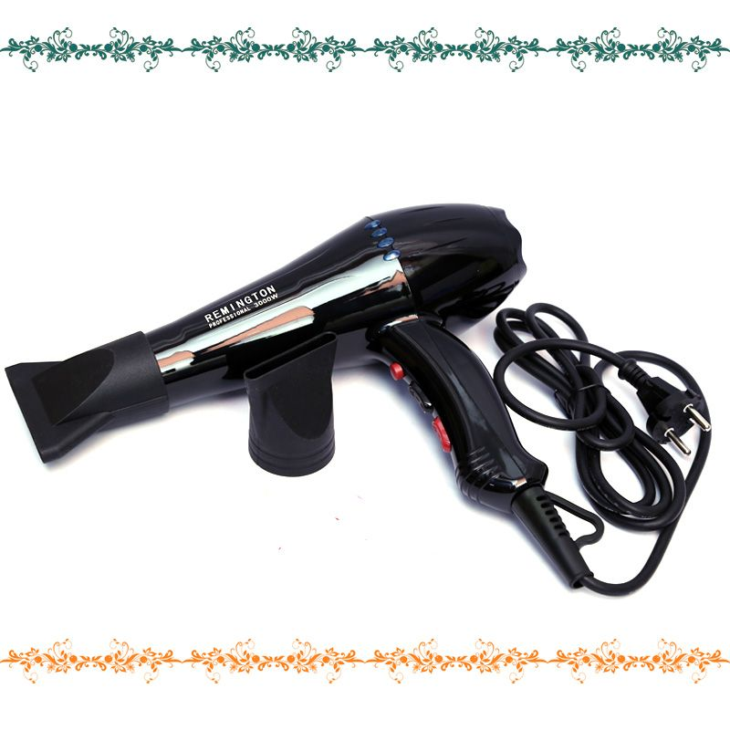 Use high speeds for quicker drying. Use as per the requirement. Not just this, the Hair Dryer is neatly designed for greater portability. In spite of the little big size, it can be put in the hanging purse easily and carried anywhere. So look lovely and beautiful with the all new Mozer Hair Dryer available