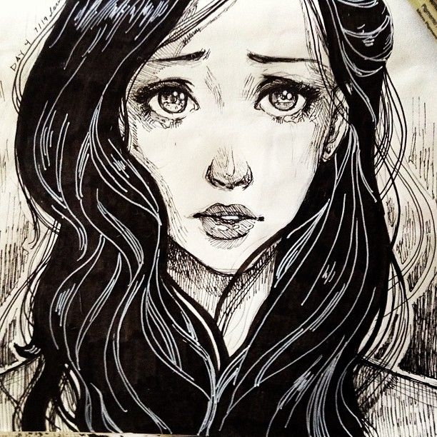 incredible asami drawing