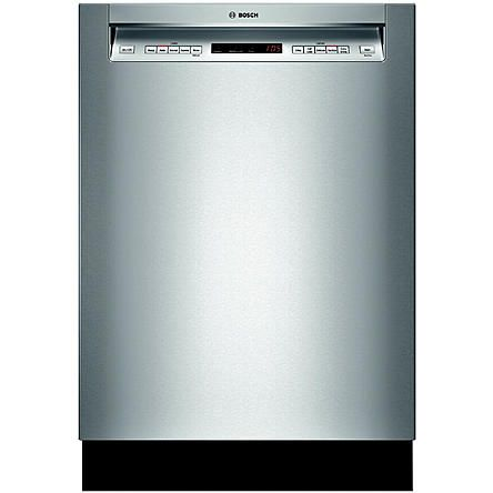 Bosch She65t55uc 24 500 Series Built In Dishwasher Stainless
