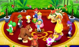 Final Courses and New Images Revealed for Mario Golf: World Tour