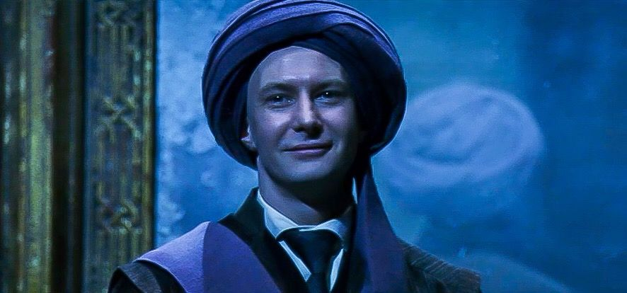 Harry Potter And The Sorcerer S Stone Professor Quirrell And The Mirror Of Erised Harry Potter Harry Potter Movies Potter