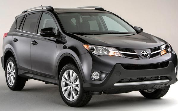 Review Toyota RAV4 Best pact New SUV For Under $