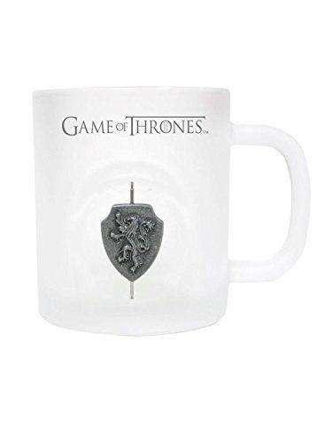 Game Of Thrones - Lannister 3D Rotating Logo Crystal Mug  Manufacturer: SDToys Barcode: 8436546891642 Enarxis Code: 017586 #toys #mug #Game_of_Thrones #Lannister #tvseries
