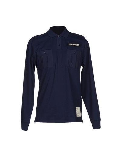 3c7e4e2cb12a7 Love Moschino Men Polo Shirt on YOOX.COM. The best online selection of Polo  Shirts Love Moschino. YOOX.COM exclusive items of Italian and international  ...