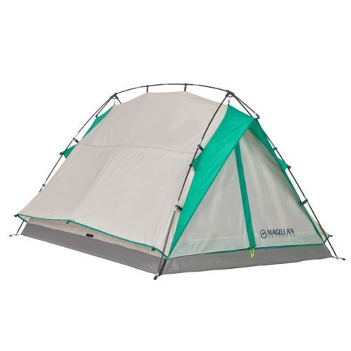 Magellan Outdoors Journey 2 Person A-frame Tent Beige/Light Green - Tents And  sc 1 st  Pinterest & Magellan Outdoors Journey 2 Person A-frame Tent Beige/Light Green ...
