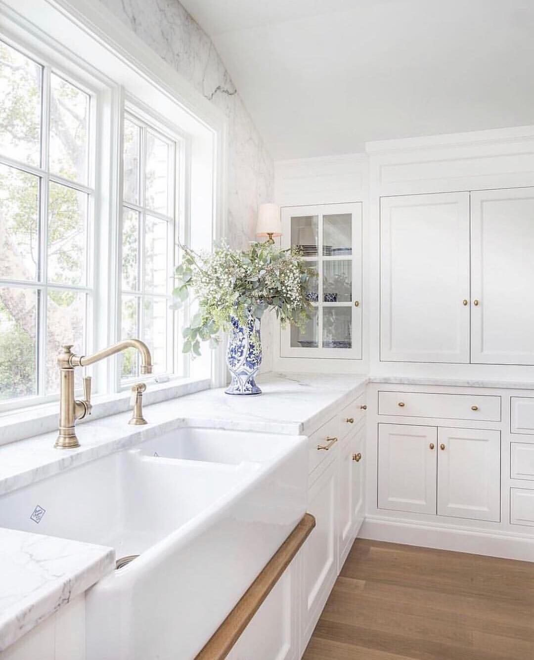 White Kitchen Cabinets Out Of Style: I Don't Think White Kitchens Will Ever Go Out Of Style