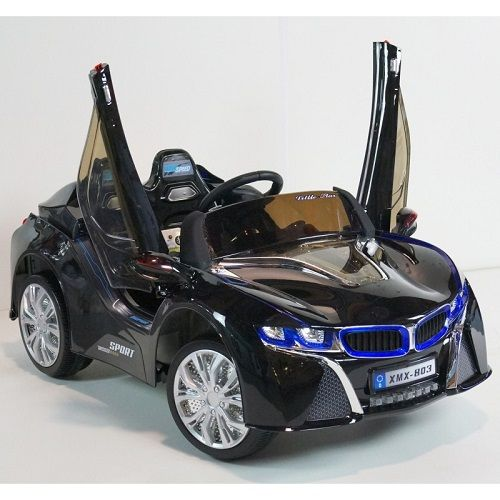 Review New Bmw I8 Style Ride On Car For Kids Battery Powered Ride