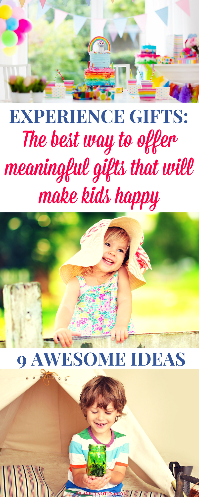 Experience Gifts The Best Way To Offer Meaningful Gifts That Will Make Kids Happy Experience Gifts Christmas Experiences Meaningful Gifts
