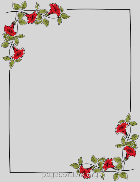 a4 size paper border designs free download