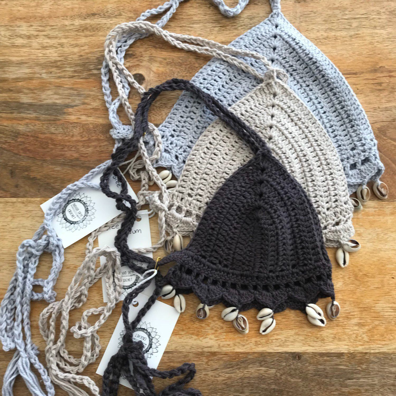 Indigoskyecrochet Shared A New Photo On Etsy Crochet Bralette Crochet Crochet Bra