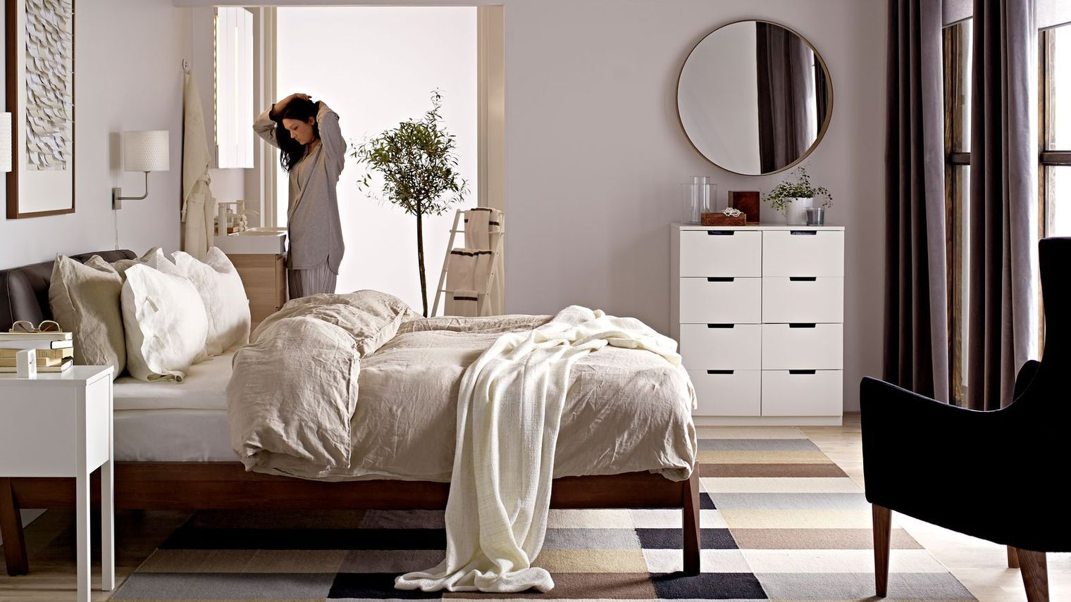 chambre cocooning Recherche Google Home bedroom, Ikea